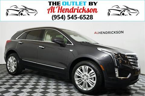 2018 Cadillac XT5 for sale in Coconut Creek, FL