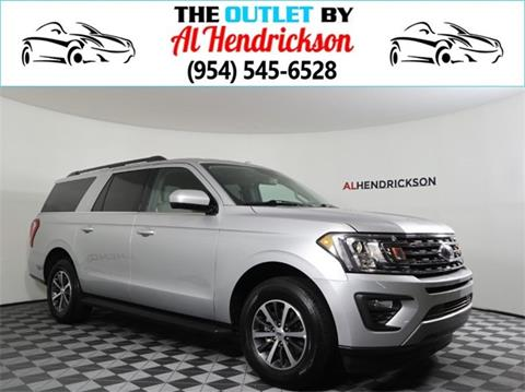 2019 Ford Expedition MAX for sale in Coconut Creek, FL