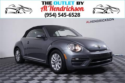2019 Volkswagen Beetle for sale in Coconut Creek, FL
