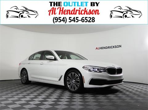 2019 BMW 5 Series for sale in Coconut Creek, FL