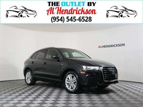 2018 Audi Q3 for sale in Coconut Creek, FL