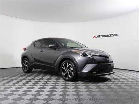 2018 Toyota C-HR for sale in Coconut Creek, FL