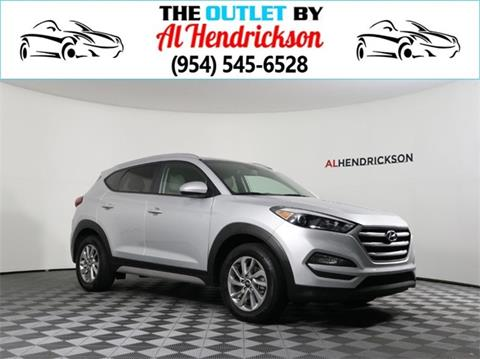 2018 Hyundai Tucson for sale in Coconut Creek, FL