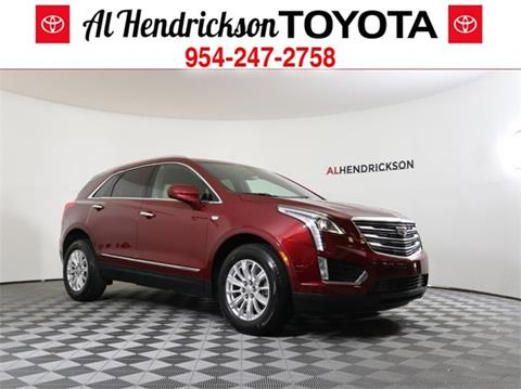 2018 Cadillac XT5 for sale in Coconut Creek, FL