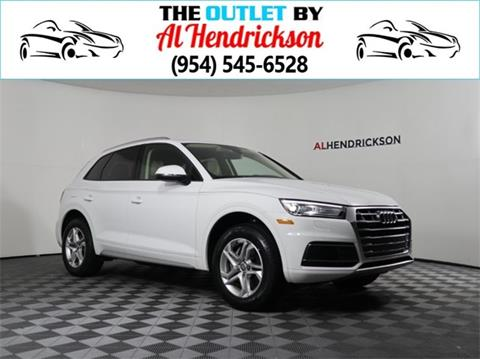 2018 Audi Q5 for sale in Coconut Creek, FL