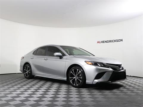 2018 Toyota Camry for sale in Coconut Creek, FL