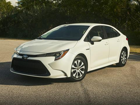 2020 Toyota Corolla Hybrid for sale in Coconut Creek, FL