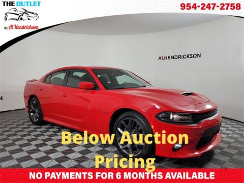 2019 Dodge Charger R/T for sale at AL HENDRICKSON TOYOTA in Coconut Creek FL