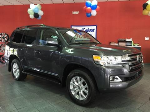 2017 Toyota Land Cruiser for sale in Coconut Creek, FL