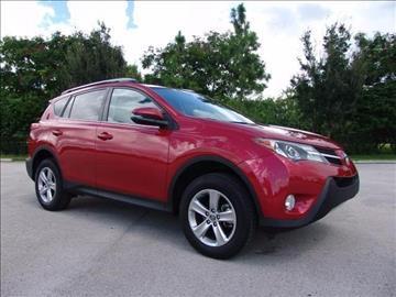 2015 Toyota RAV4 for sale in Coconut Creek, FL