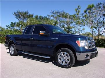2013 Ford F-150 for sale in Coconut Creek, FL