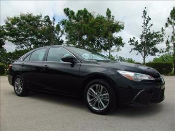 2016 Toyota Camry for sale in Coconut Creek, FL