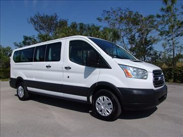 2015 Ford Transit Wagon for sale in Coconut Creek, FL