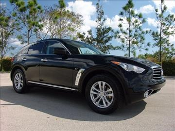 2016 Infiniti QX70 for sale in Coconut Creek, FL