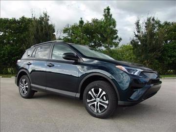2017 Toyota RAV4 for sale in Coconut Creek, FL