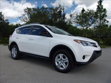 2013 Toyota RAV4 for sale in Coconut Creek, FL