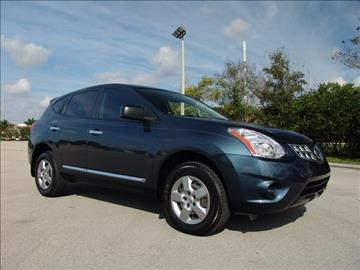 2013 Nissan Rogue for sale in Coconut Creek, FL
