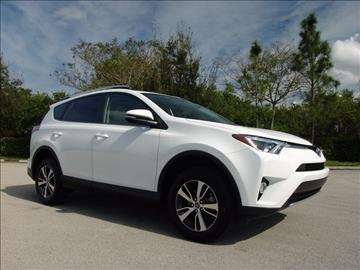 2016 Toyota RAV4 for sale in Coconut Creek, FL