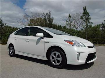 2013 Toyota Prius for sale in Coconut Creek, FL