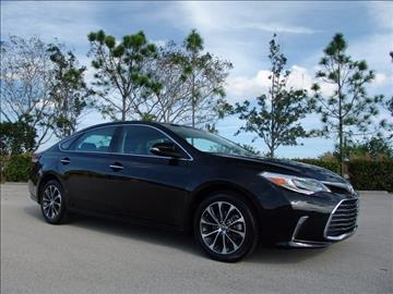 2016 Toyota Avalon for sale in Coconut Creek, FL