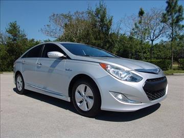 2015 Hyundai Sonata Hybrid for sale in Coconut Creek, FL