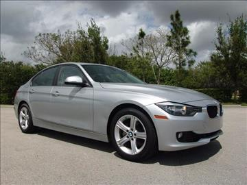 2015 BMW 3 Series for sale in Coconut Creek, FL