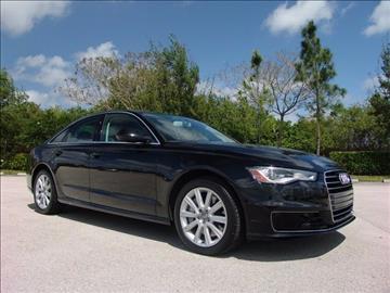 2016 Audi A6 for sale in Coconut Creek, FL