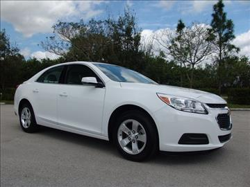 2016 Chevrolet Malibu Limited for sale in Coconut Creek, FL