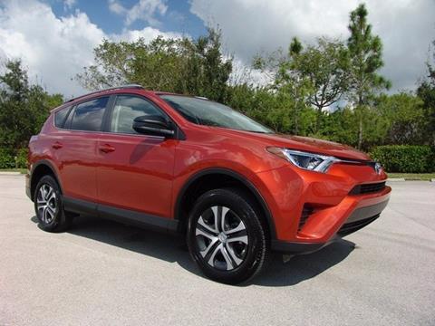 2016 Toyota RAV4 for sale in Coconut Creek, FL