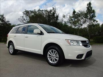 2015 Dodge Journey for sale in Coconut Creek, FL