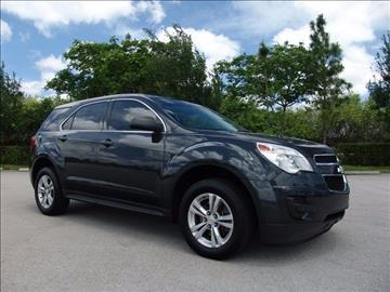 2013 Chevrolet Equinox for sale in Coconut Creek, FL