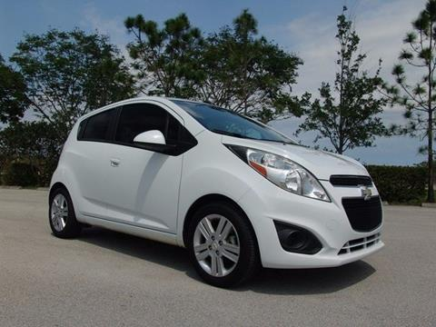 2013 Chevrolet Spark for sale in Coconut Creek, FL