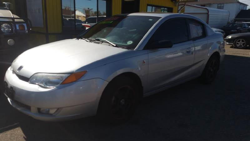 2005 Saturn Ion 3 4dr Coupe - Denver CO