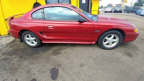 1997 Ford Mustang for sale in Denver, CO