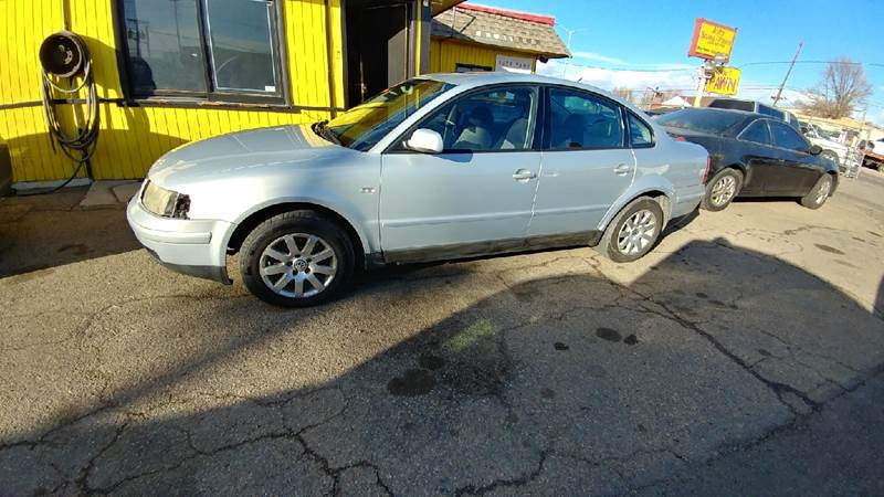 2001 Volkswagen Passat AWD GLS V6 4Motion 4dr Sedan - Denver CO