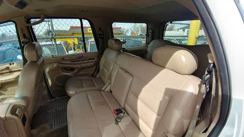 1998 Lincoln Navigator 4dr SUV - Denver CO