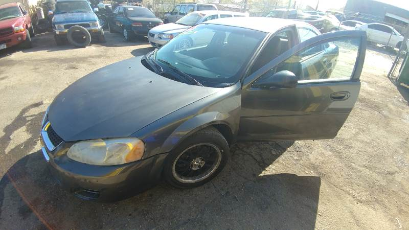 2005 Dodge Stratus SXT 4dr Sedan - Denver CO