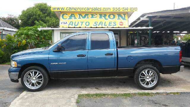 2003 dodge ram pickup 1500 st in weslaco tx cameron auto sales llc. Black Bedroom Furniture Sets. Home Design Ideas