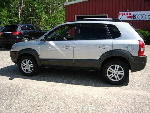 2008 Hyundai Tucson for sale in Auburn, ME