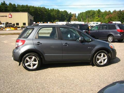 2009 Suzuki SX4 Crossover for sale in Auburn, ME