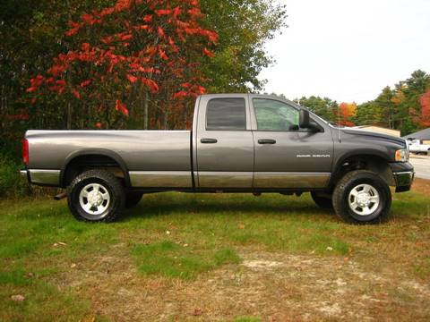 2003 Dodge Ram Pickup 2500 for sale in Auburn, ME