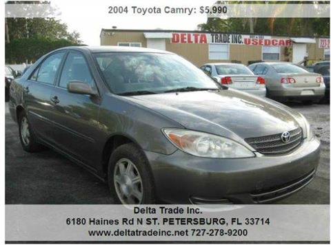 2004 Toyota Camry for sale in St. Petersburg, FL
