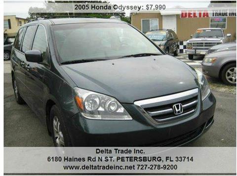 2005 Honda Odyssey for sale in St. Petersburg, FL