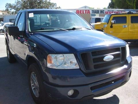 2008 Ford F-150 for sale in St. Petersburg, FL