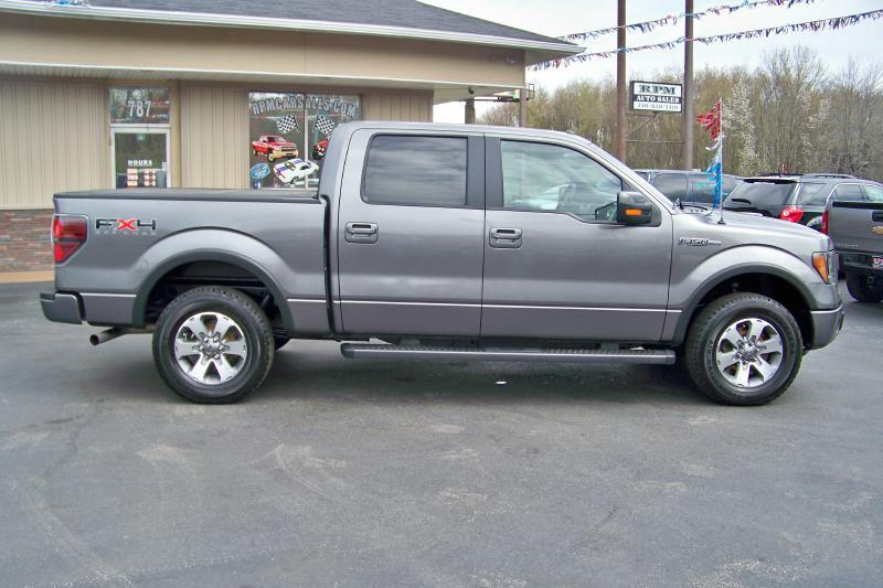 2011 Ford F-150 SUPERCREW - Mogadore OH