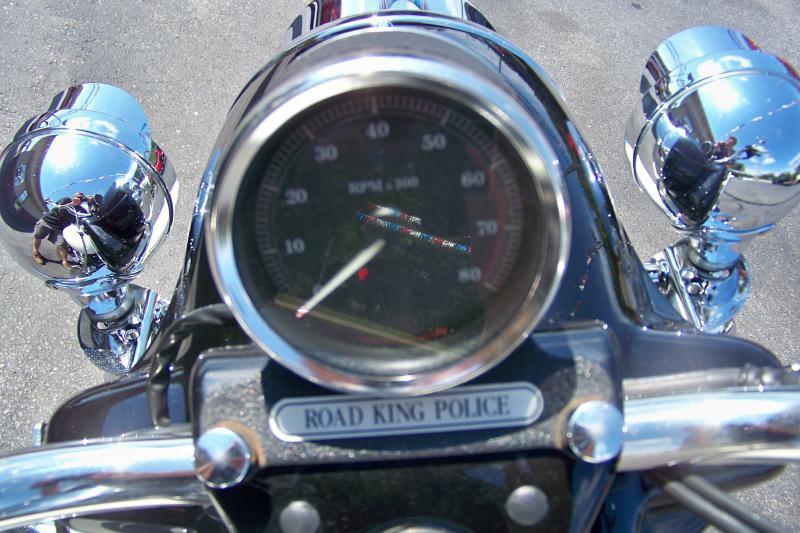 2004 HARLEY DAVIDSON ROAD KING  - Mogadore OH