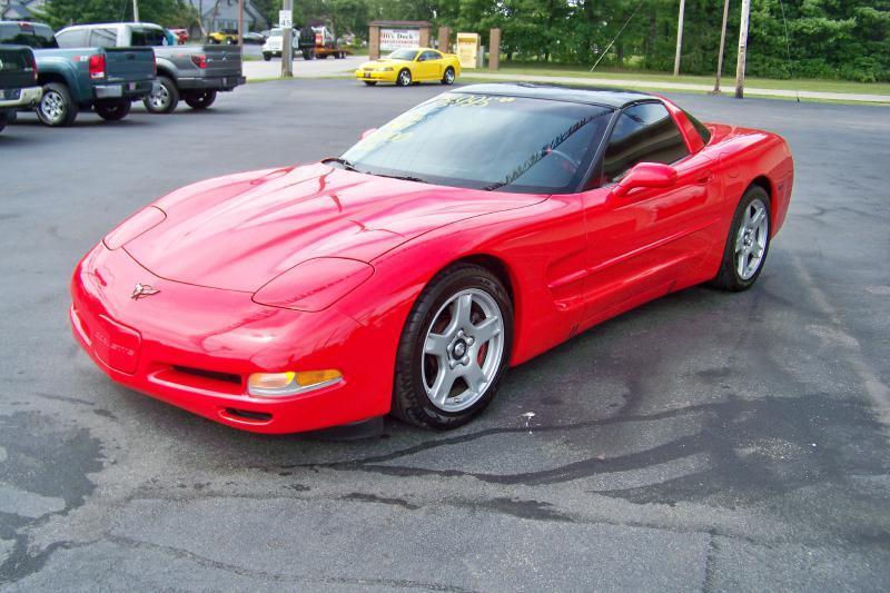 1998 Chevrolet Corvette 2dr Hatchback - Mogadore OH