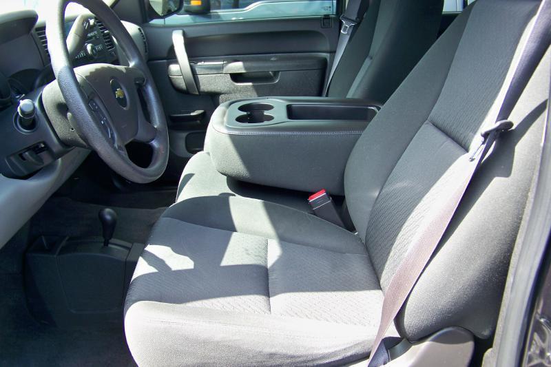 2012 Chevrolet Silverado 1500 4x4 LS 4dr Crew Cab 5.8 ft. SB - Mogadore OH