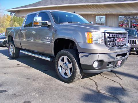 2012 GMC Sierra 2500HD for sale in Mogadore, OH