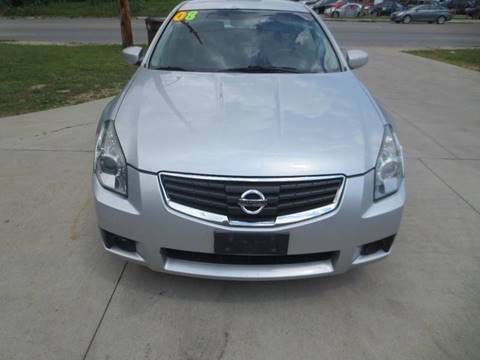 Nissan Columbus Ohio >> 2008 Nissan Maxima For Sale In Columbus Oh